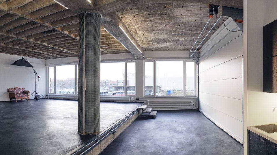 Raw Studios Berlin mit Compact Trennwand