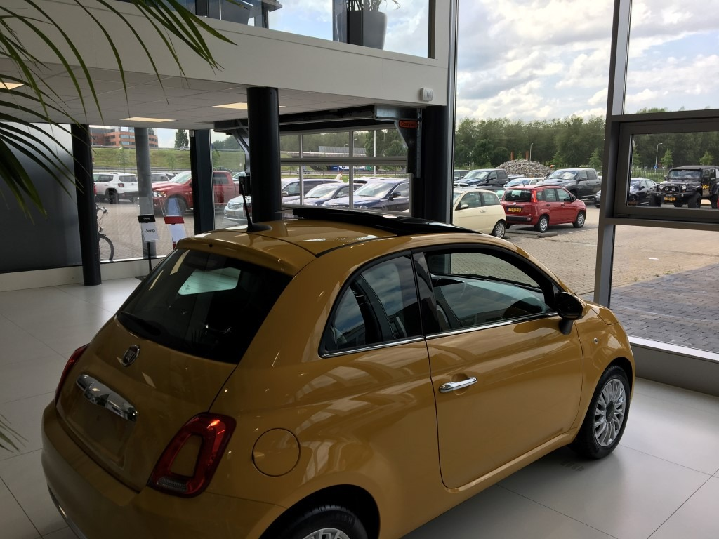 Compact Tore auch bei Fiat