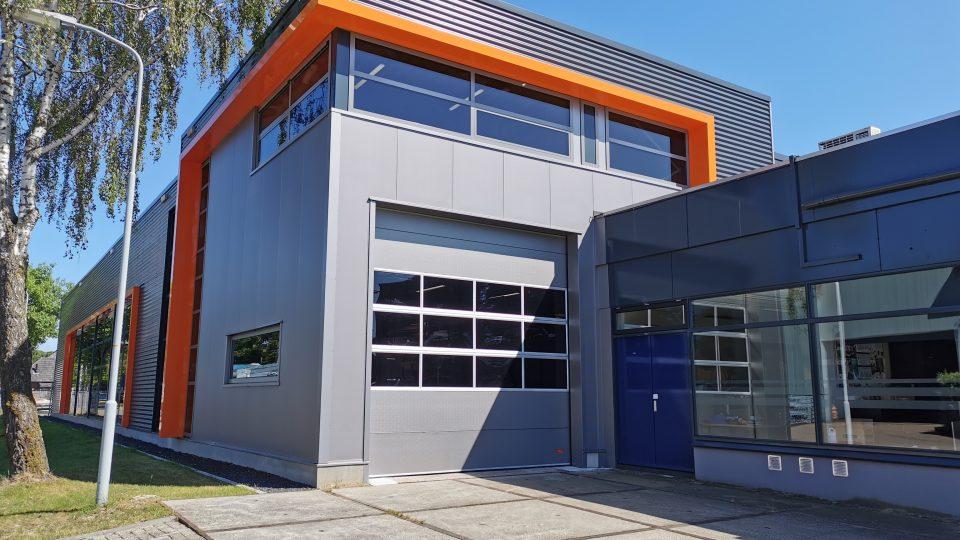 New warehouse production