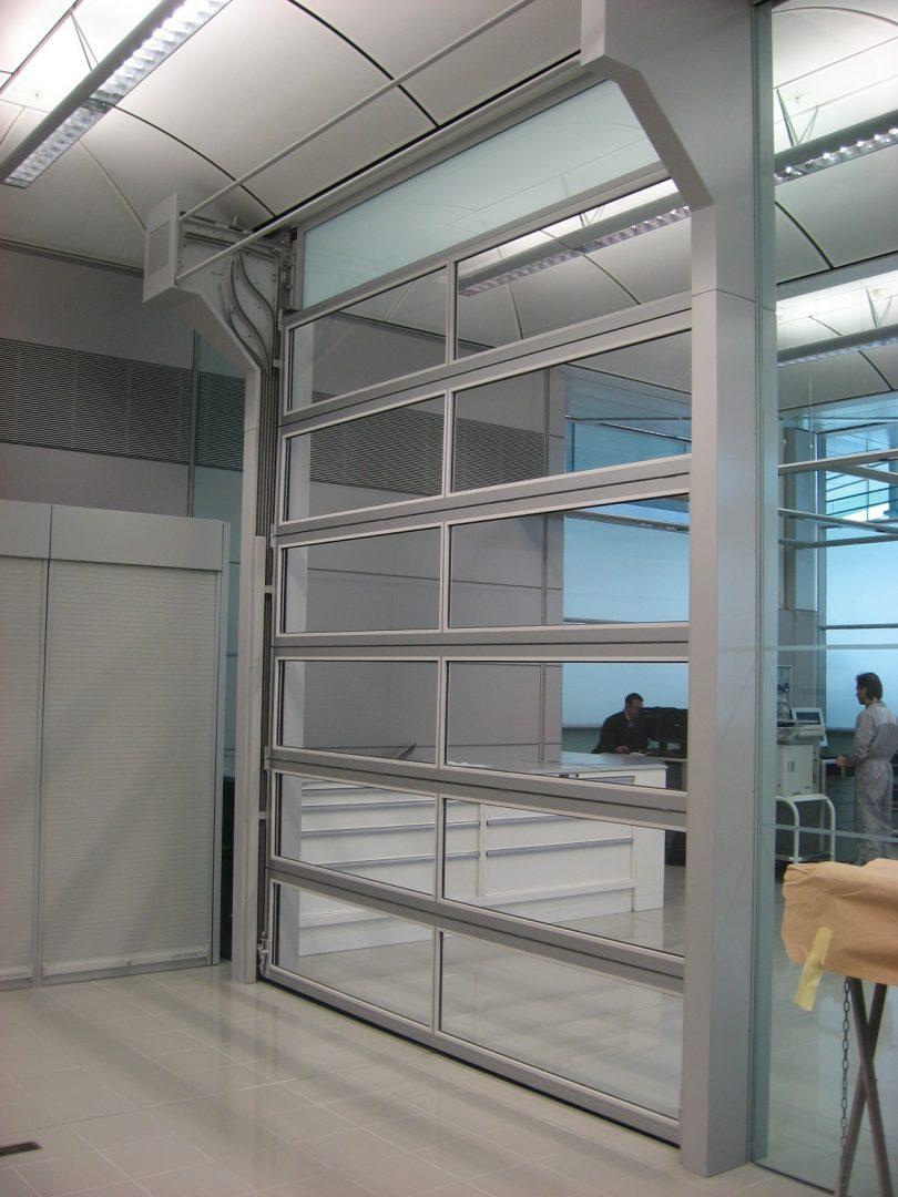 View inside McLaren-production