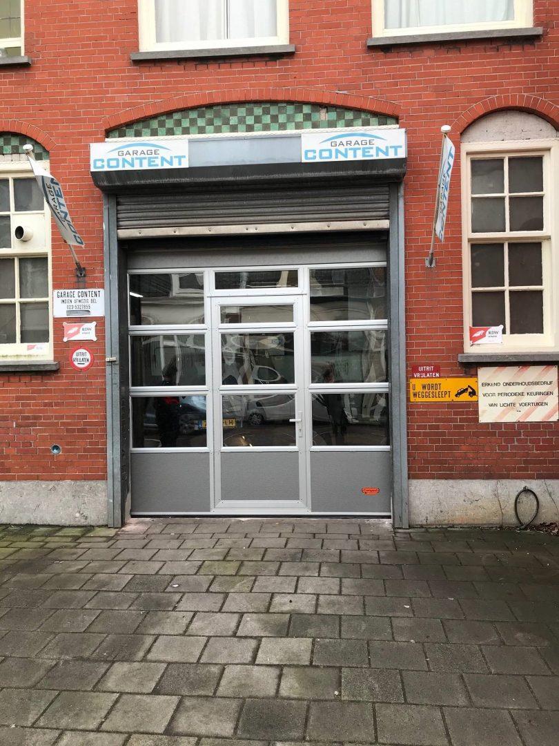 workshop in Haarlem