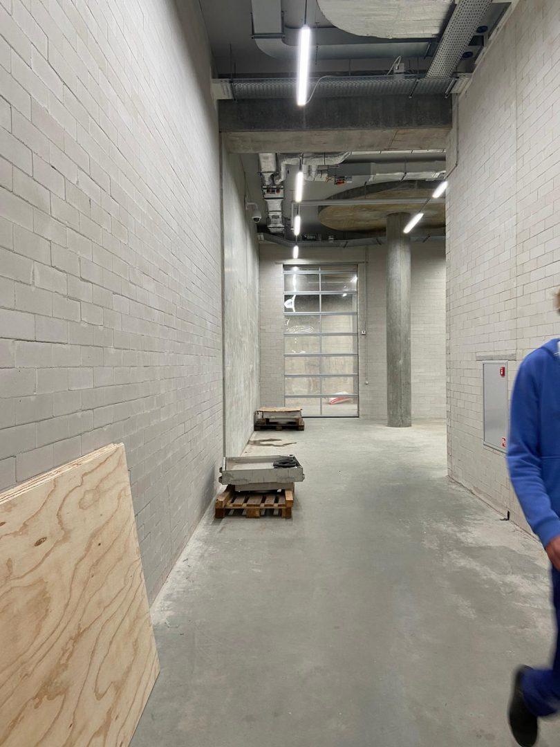 Boijmans van Beuningen depot - Compact doors