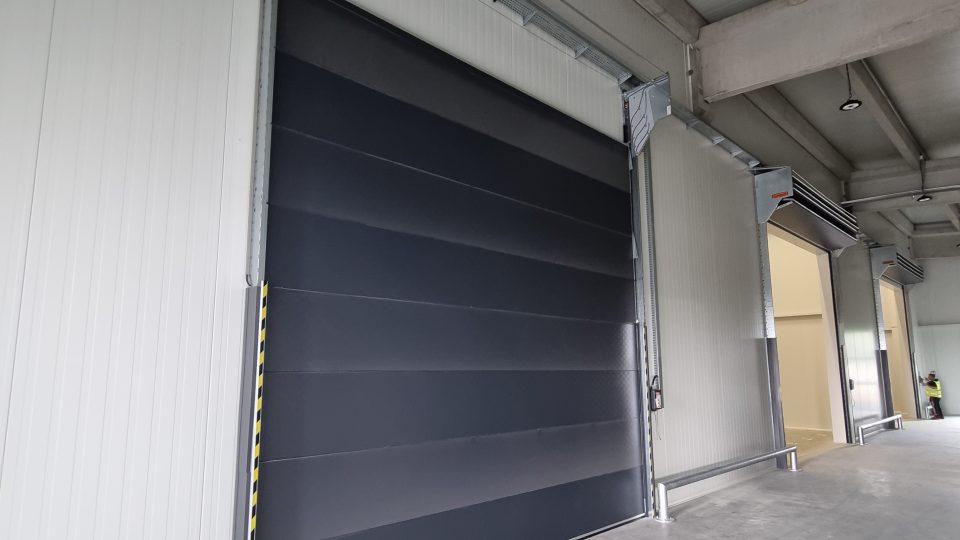 Compact doors at Tola in Croatia