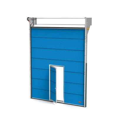 Loopdeur Compact vouwdeur