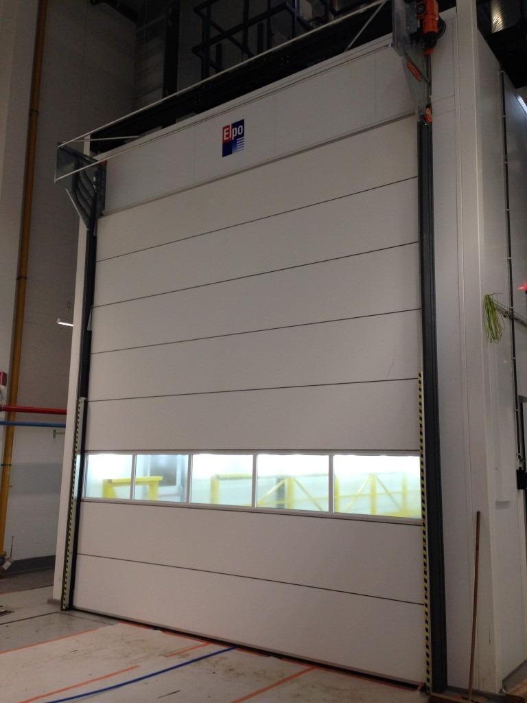 Ligne de peinture pour lignes de peinture MIVB-STIB avec portes Compact