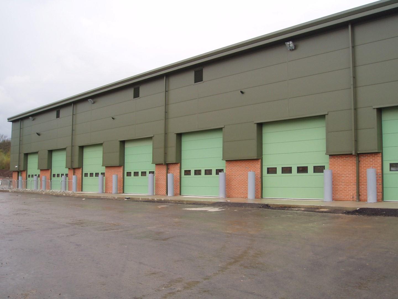 Catterick Garrison avec portes Compact