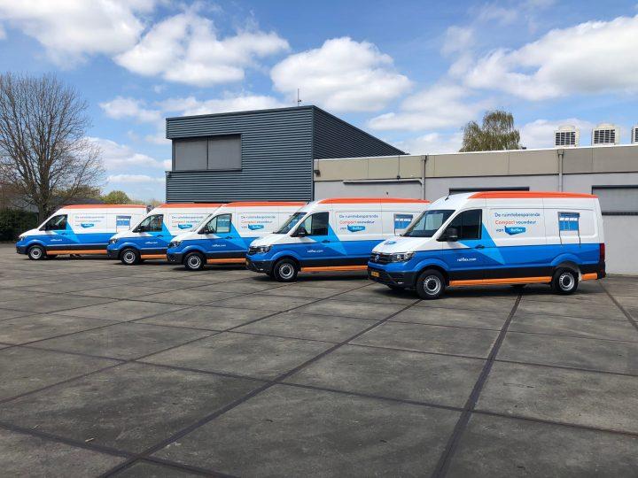 Les nouveaux bus pour les monteurs Rolflex