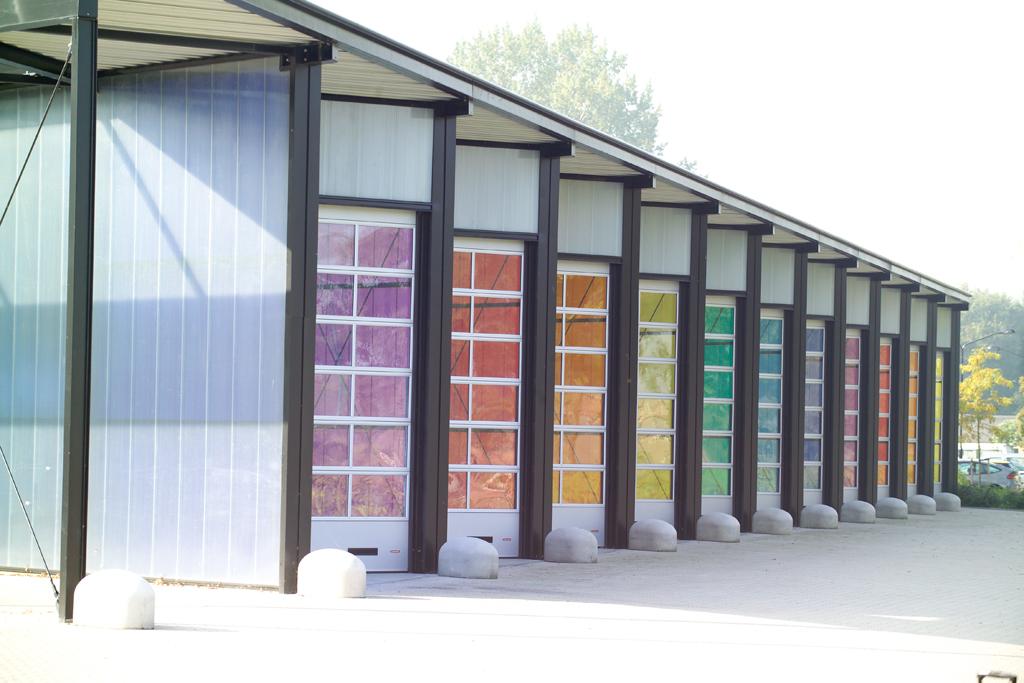 Compact deuren bij de brandweer in Barneveld