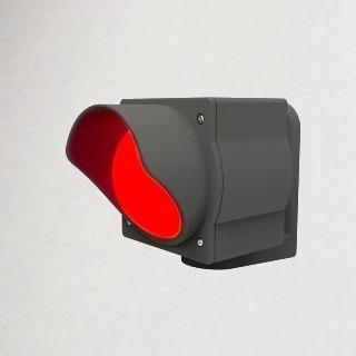 Rood waarschuwingslicht