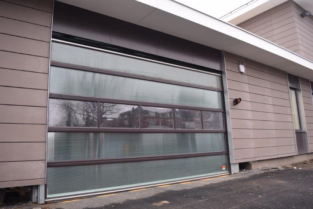 Kraamkliniek Roubaix kiest voor Compact vouwdeuren.