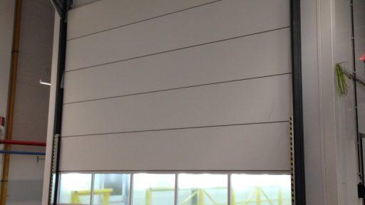 Verflijn bij MIVB-STIB verflijnen met Compact deuren
