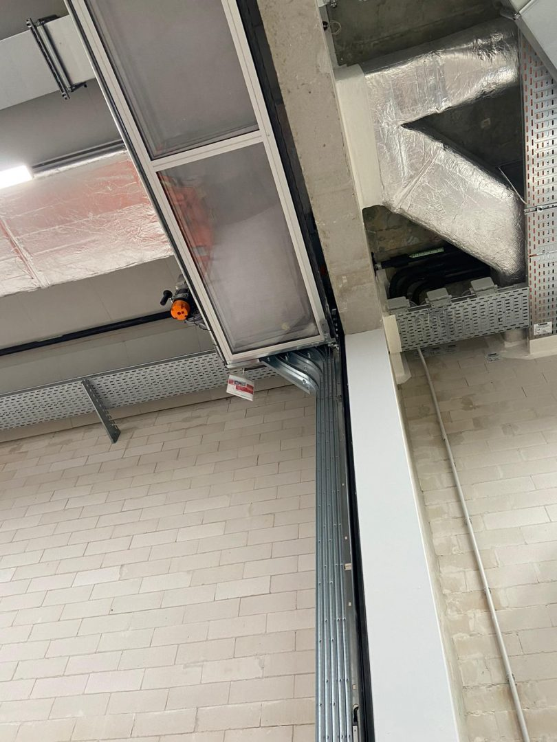 Depot Boijmans van Beuningen in Rotterdam met Compact deuren