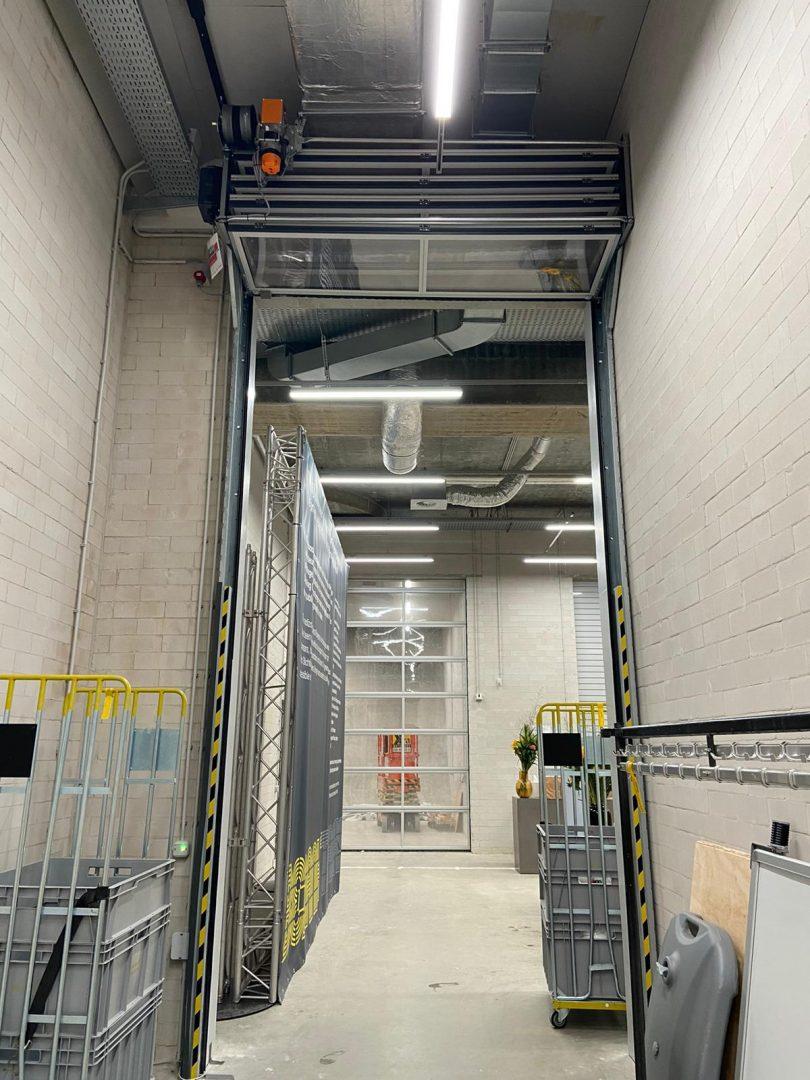 Depot Boijmans van Beuningen met Compact deuren